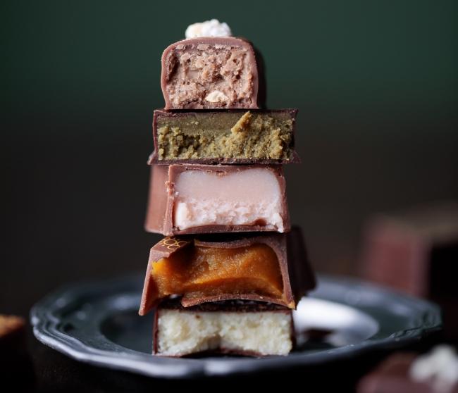 NAYUTA CHOCOLATASIA バレンタイン限定で日本上陸 マレーシアが1号店のチョコレートブランド